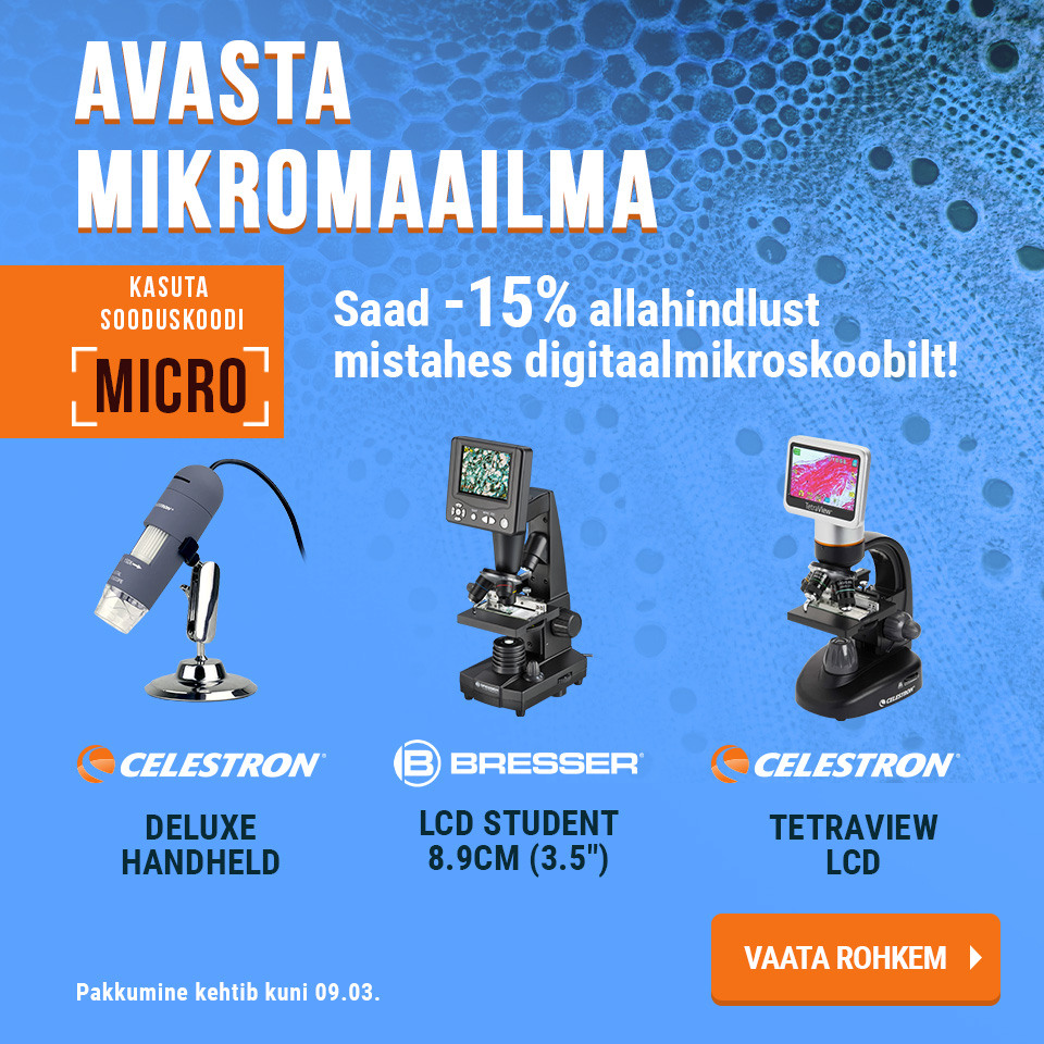 Digitaalmikroskoobid