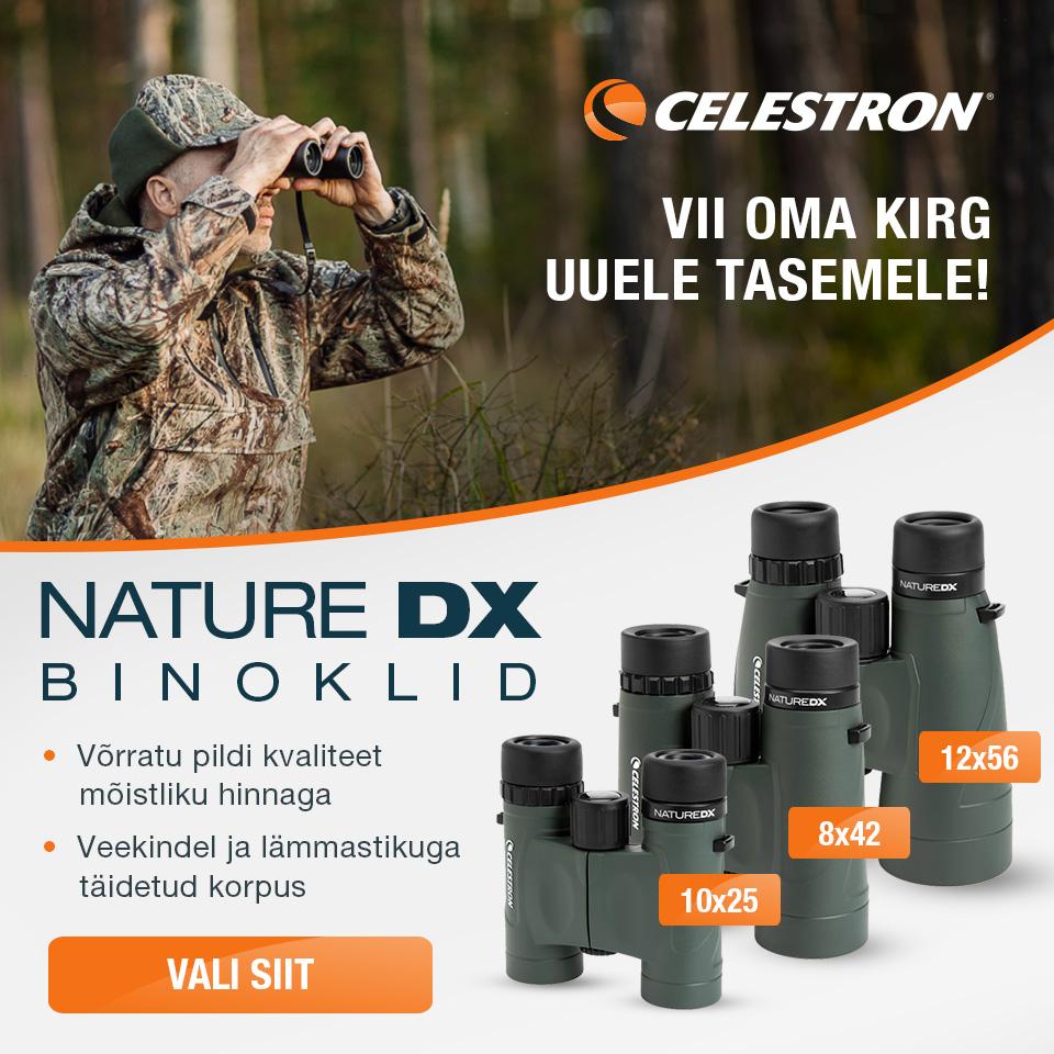 Celestron Nature DX binoklid