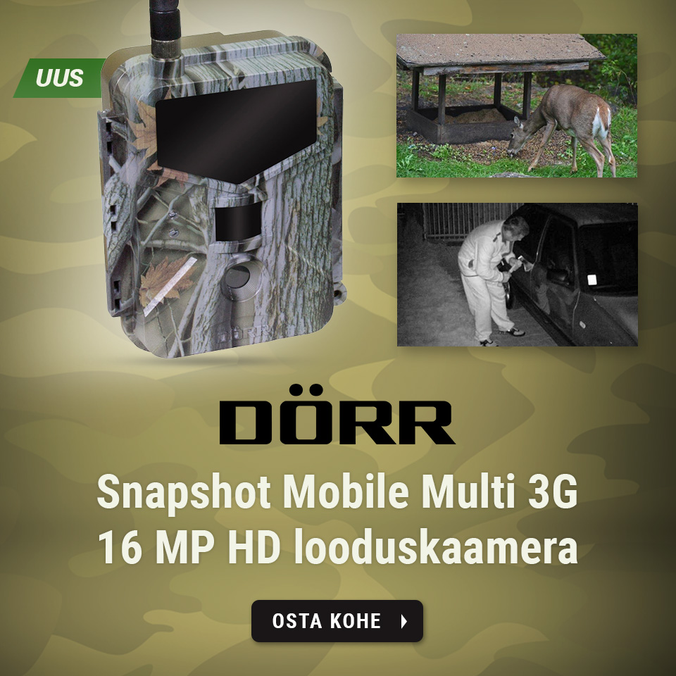Dörr Snapshot Mobile Multi 3G 16MP HD looduskaamera