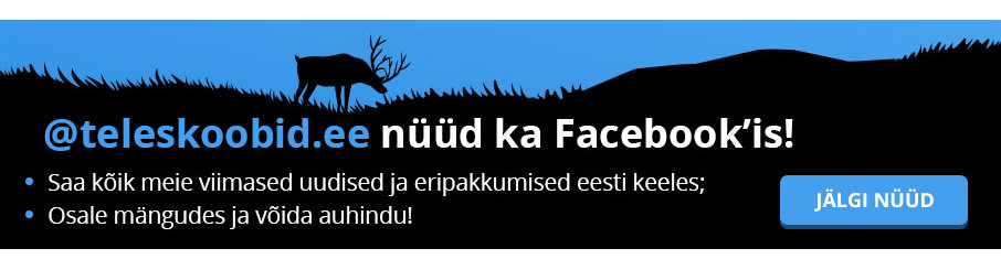 teleskoobid.ee facebook