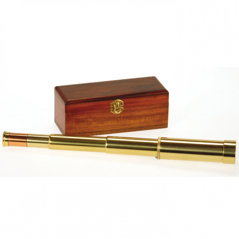Fine Brass Admiral 10-30x30 vaatetoru