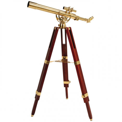 Fine Brass 60/700 interjöör teleskoop