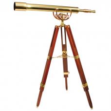 Fine Brass 80/40 interjöör teleskoop