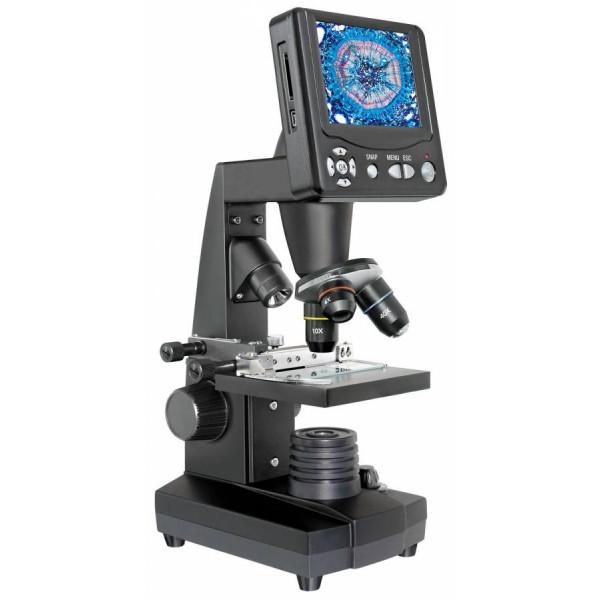 "Bresser LCD Student 8.9 cm (3.5"") digitaalne mikroskoop"