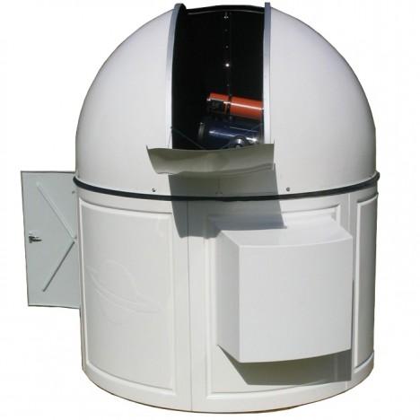 Observatoorium Sirius 2.3m Home Model with walls