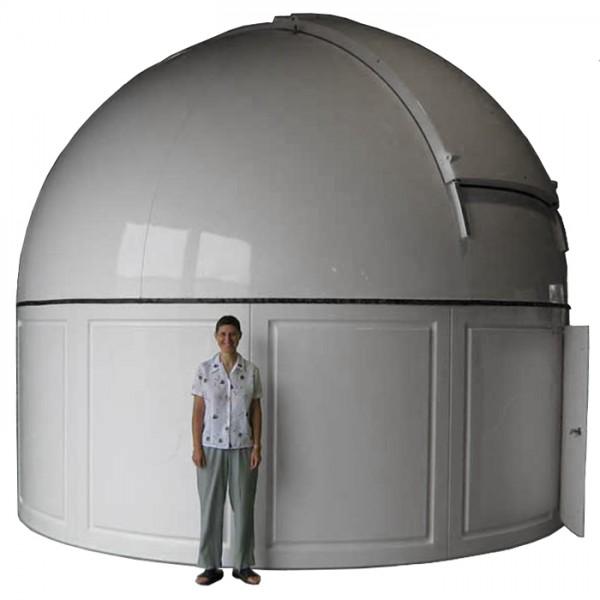 Observatoorium Sirius 5m College Model motorised with walls
