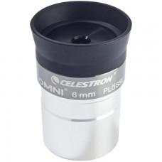 "Celestron Omni 6mm (1.25"") okulaar"