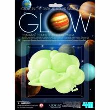 HCM Kinzel Glow 3D glow in the dark Solar system