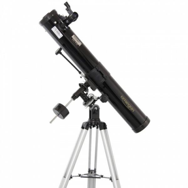Omegon N 76/900 EQ-2 teleskoop