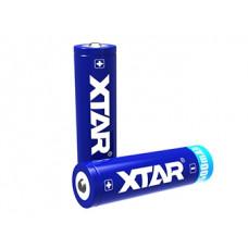 XTAR 18650 3.7V 3500mAh Li-ion akumulaatorid