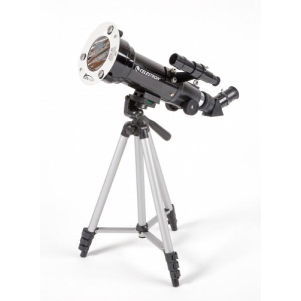 "Celestron Travel Scope 70 ""Saules sistēma"" teleskops"