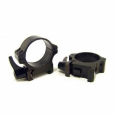 Rusan Weaver Rings, 30 mm, Quick-release, H8mm