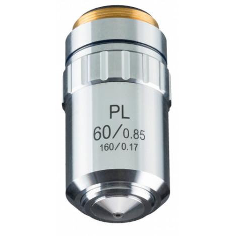 Bresseri DIN-PL 60x planakromaatiline objekt