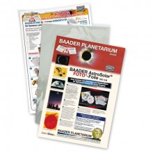 Baader Planetarium AstroSolar Photo Film 3.8, 20x30cm päikesefilter astrofotograafia jaoks