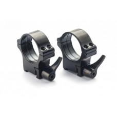 Rusan Roll-off Rings, Tikka T3, 30mm, Q-R, H19