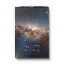 """""""Linnutee portree"""" 2019 aasta astronoomiline kalender"""