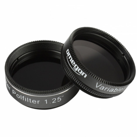 "Omegon 1.25"" variable polarising filter"