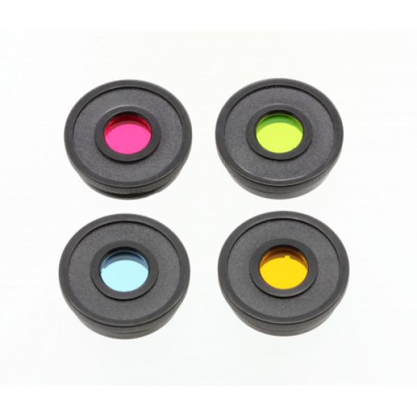 """Bresser 1.25"""" Värvifiltri komplekt Essential"""