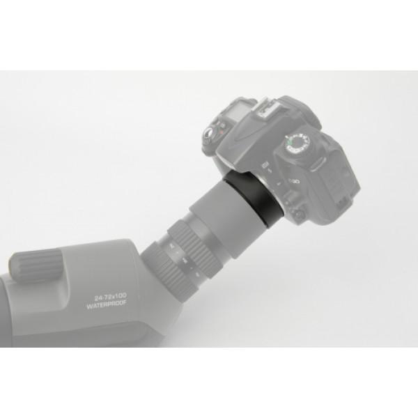 Bresser Fotoadapter Canoni EOS Condori määramisulatuse jaoks
