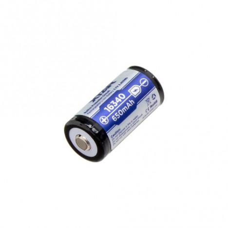 XTAR Protect 16340 (CR-123) akumulaatorid
