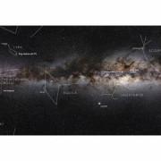 Antronomie-Verlag Plakat Meie Linnutee galaktika