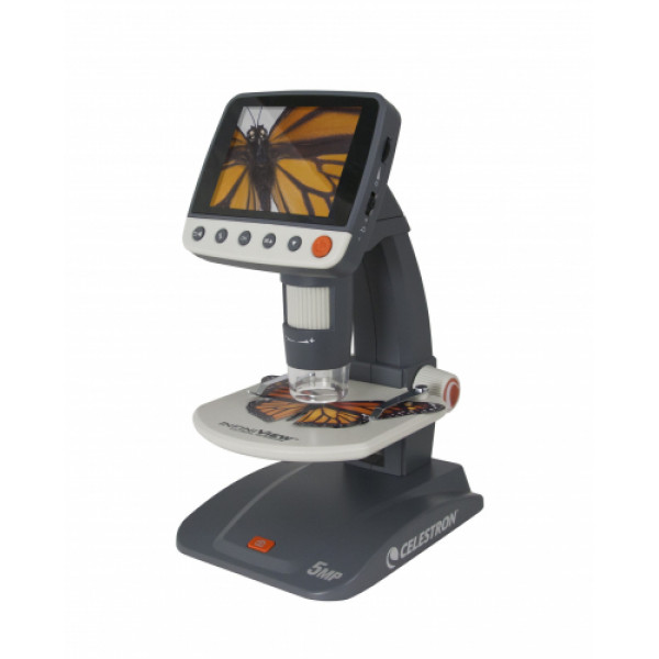 Celestron Infiniview LCD digitaalne mikroskoop