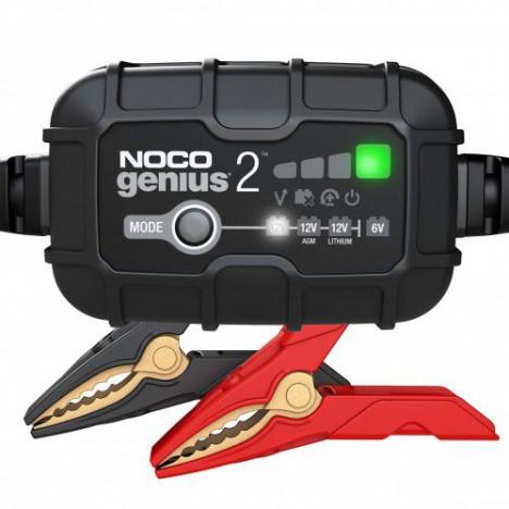 NOCO Genius2 12V/6V 2A laadija