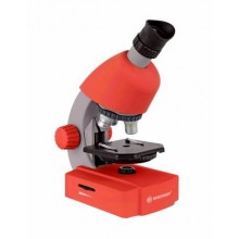 Bresser Junior 40x-640x mikroskoop (red)